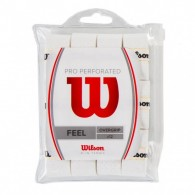 Wilson Overgrip Uomo Perf Bianco Tennis