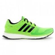 Adidas Scarpe running Uomo Energy boost 2 atr Lime/nero Outlet