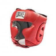 Leone Boxe training c/zigomi Casco Uomo