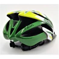 Briko Casco Uomo Zonda bike helmet Giallo/verde Multisport