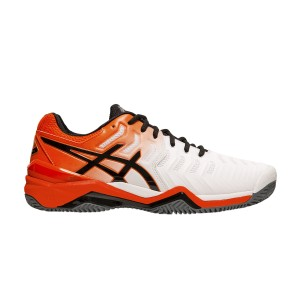 Asics Gel resolution 7 clay Scarpe tennis Uomo