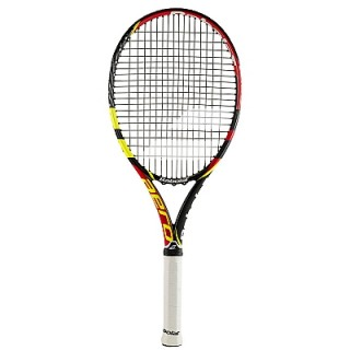 Babolat Racchette Uomo Aero pure drive gt rolan garros fre Nero/giallo Tennis
