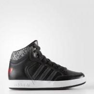 Adidas Scarpe basket Bambino Varial mid j Nero Basket