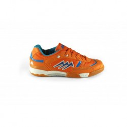 Agla Scarpe calc.indoor Uomo Condor ligth orange Arancio/royal Calcio a5