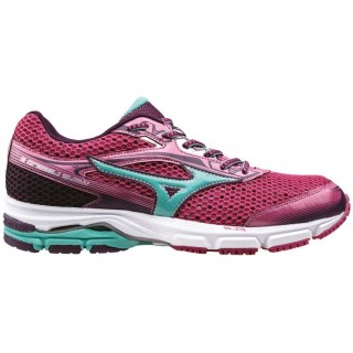 Mizuno Scarpe running Donna Legend 3 wos Fragola/verde acqua Running