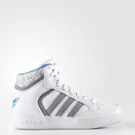 Adidas Varial mid j Scarpe basket Bambino