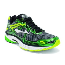 Brooks Scarpe running Uomo Vapor 3 Antracite/verde Running