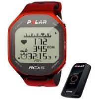 Polar Cardiofrequenziometri Uomo Rcx5 g5 Rosso Tecnologie
