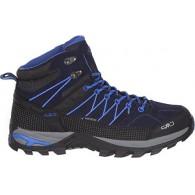 Cmp Scarpe trekking alta Uomo Waterproof Blu/azzurro Montagna