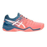 Asics Gel-resolution 7 clay Scarpe tennis Donna